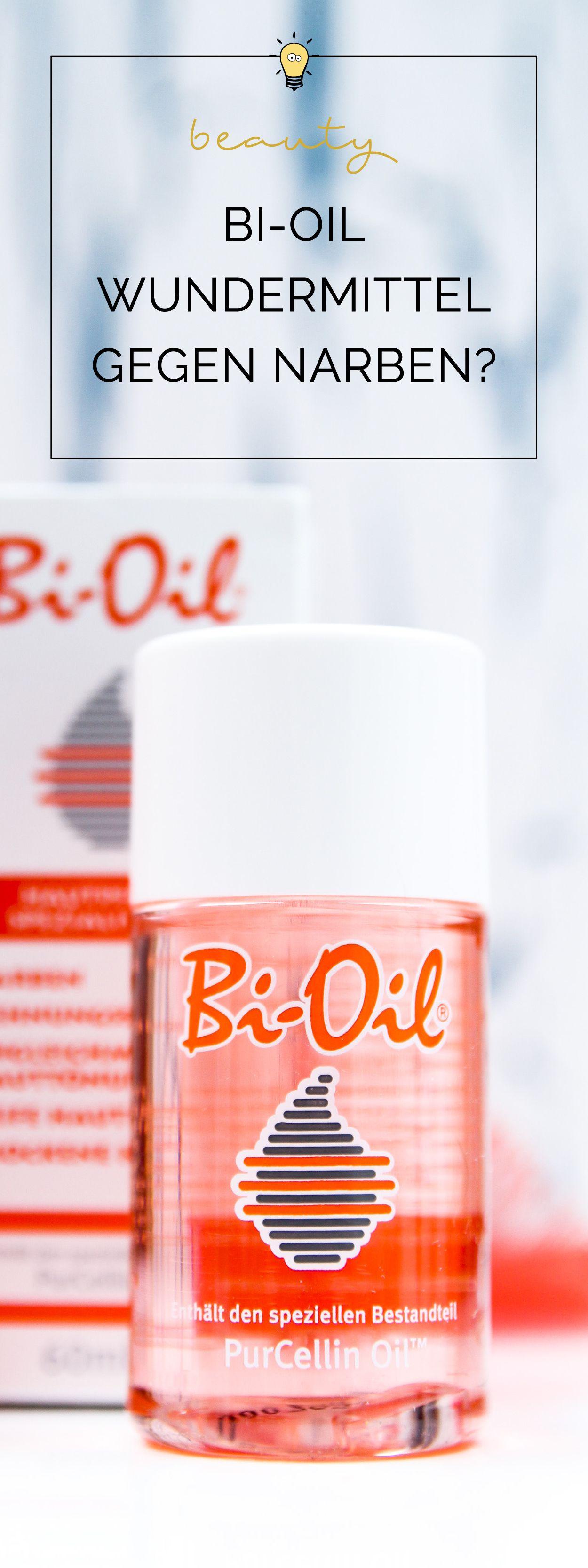 Bi Oil Narben