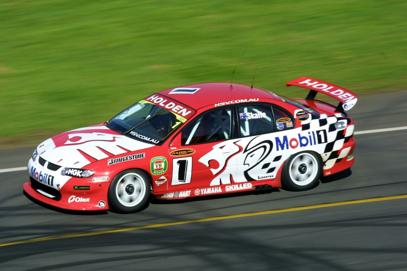 Pin em V8 Supercars