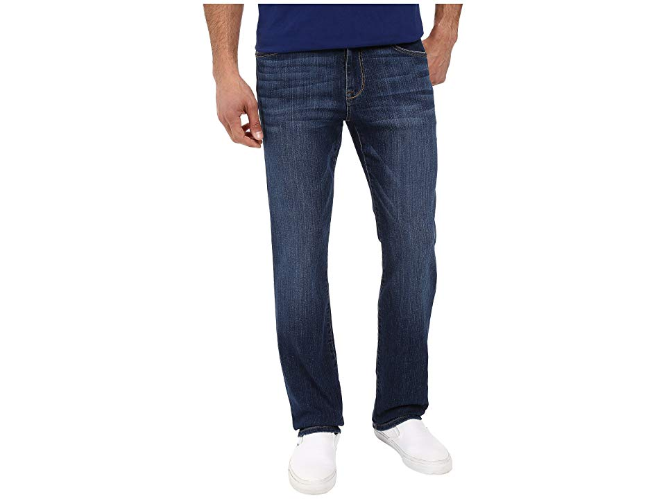 Joes Jeans Brixton Fit in Bradlee Bradlee 1 Mens Jeans A modern classic The Brixton fits straight across the hips and slim from the thigh to the hem Slim straight leg ope...