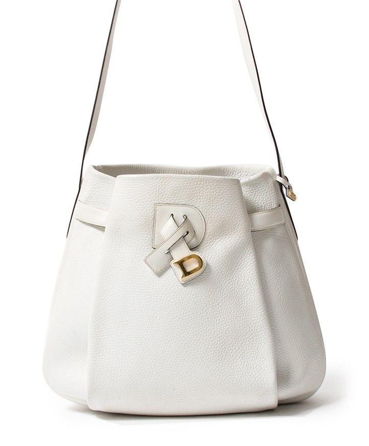 e475c4e7f9d Delvaux white shoulder bag webshop authentic second hand designer luxury  brand labels safe online shopping antwerp