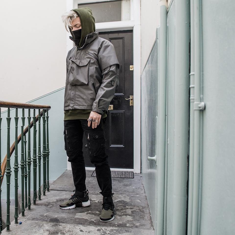 buy online 76704 f279e The End of Streetwear   alphets   Cyberpunk fashion, Street ...