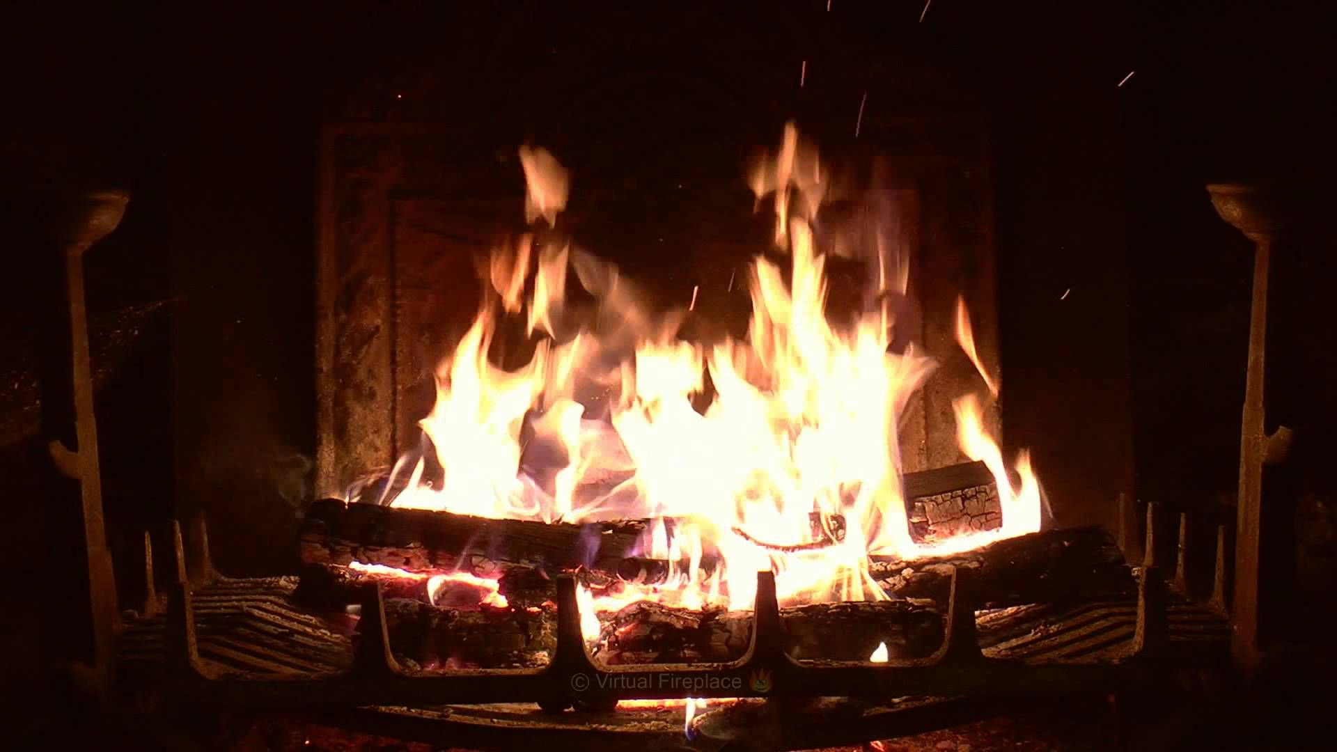 crackling fireplace with thunder rain and howling wind sounds hd rh pinterest com crackling fireplace sound effect crackling fire sound effect free
