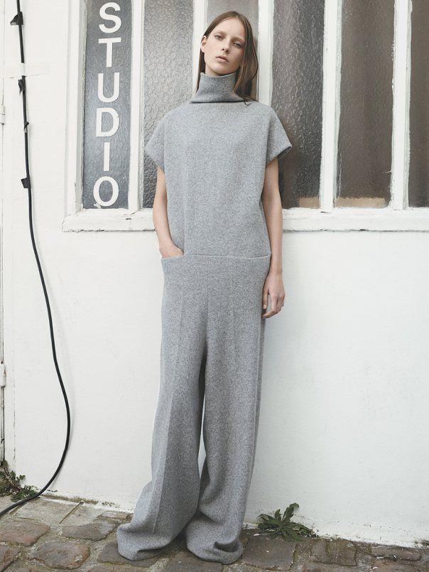 Julia Bergshoeff by Karim Sadli for The New York Times T Style Magazine November 2014 5