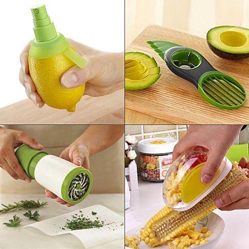 Essential Kitchen Gadget Bundle Kitchen Items