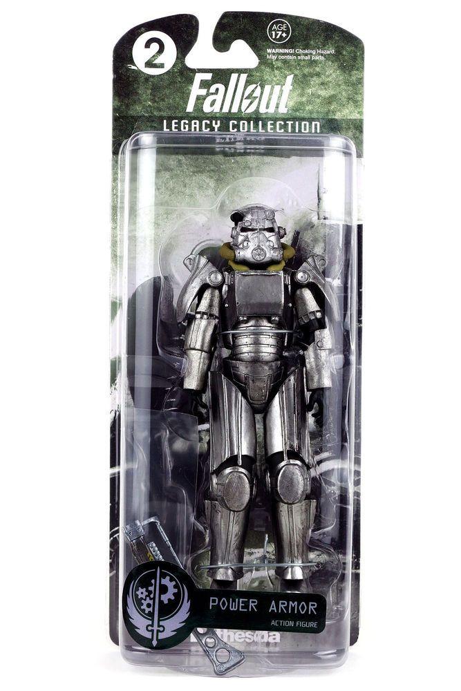 "Game Fallout 4 Figure Model Spielzeug Kollektion Neu in Box 6 /"""