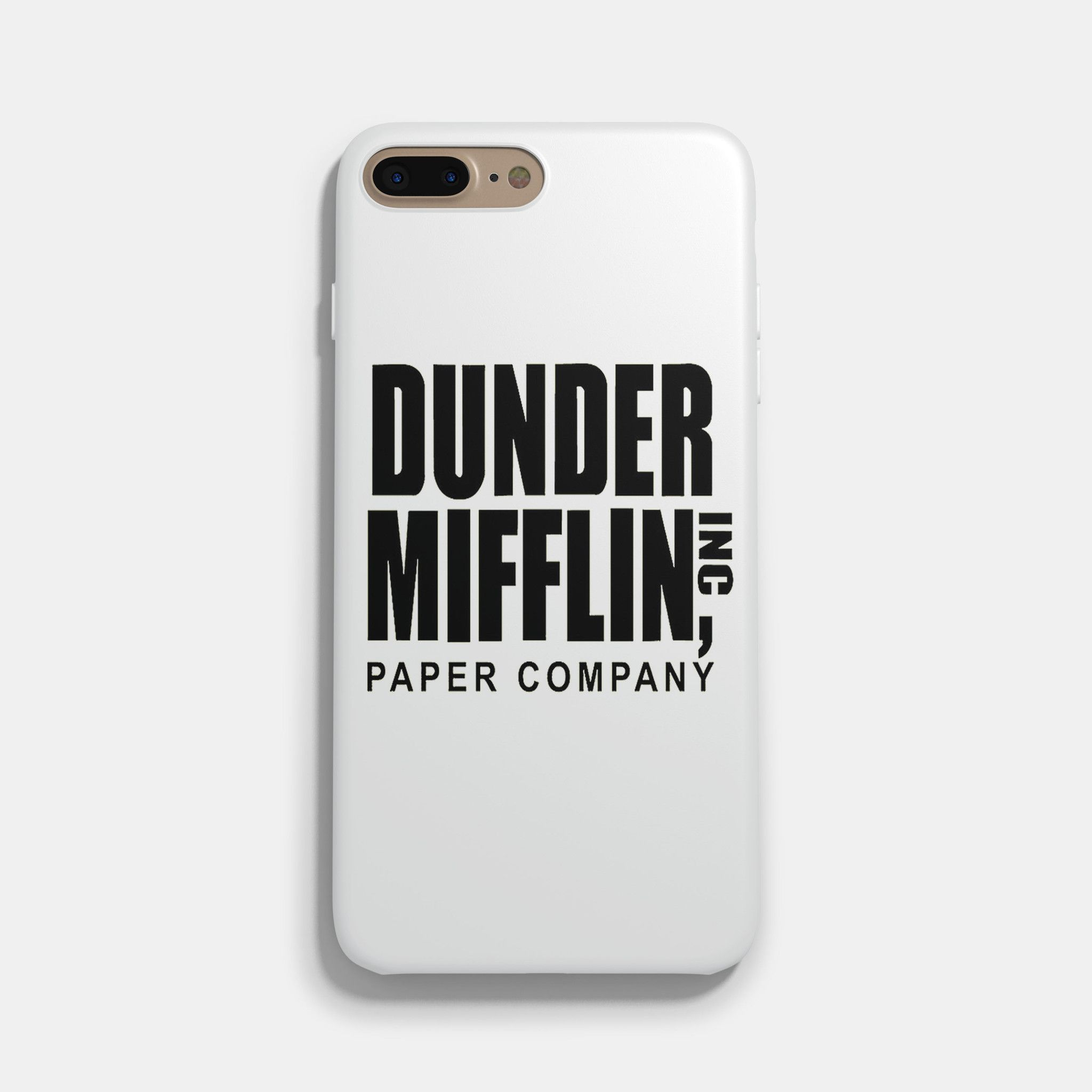 cheaper c7d12 a72d4 Dunder Mifflin the Office iPhone 7 / 7 Plus Case #iphonecase ...