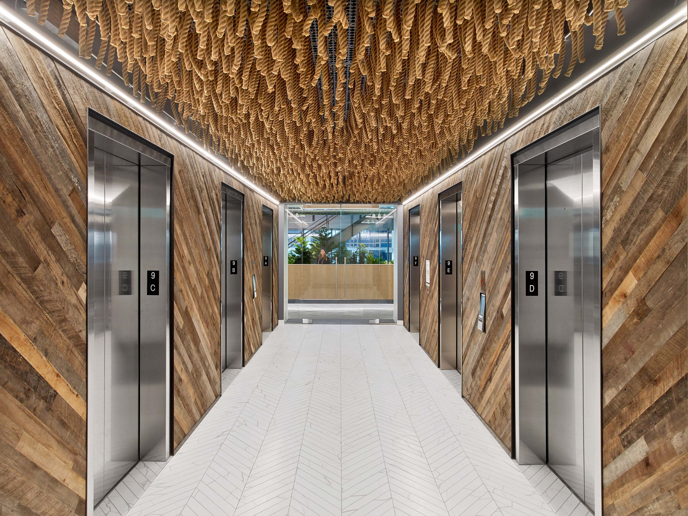 HBO uses this office space in Seattle, designed by California firm ...