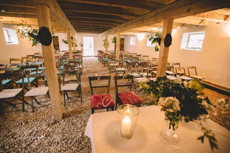 Hof Wietfeldt Hochzeit - Heiraten im Stall