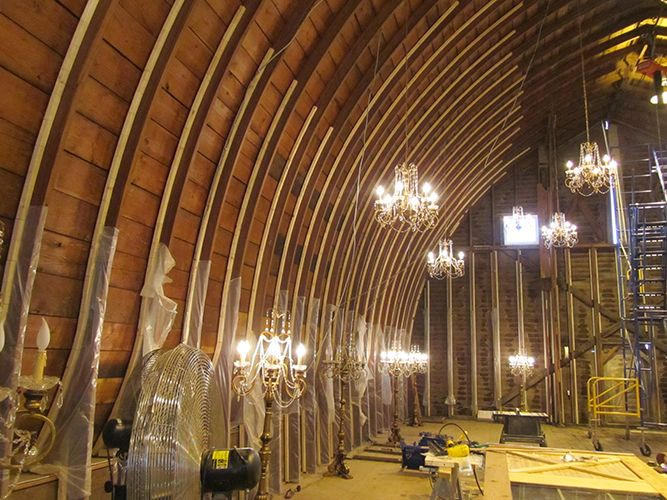 Best Arched Roof Barn Google Search Barns Pinterest 400 x 300