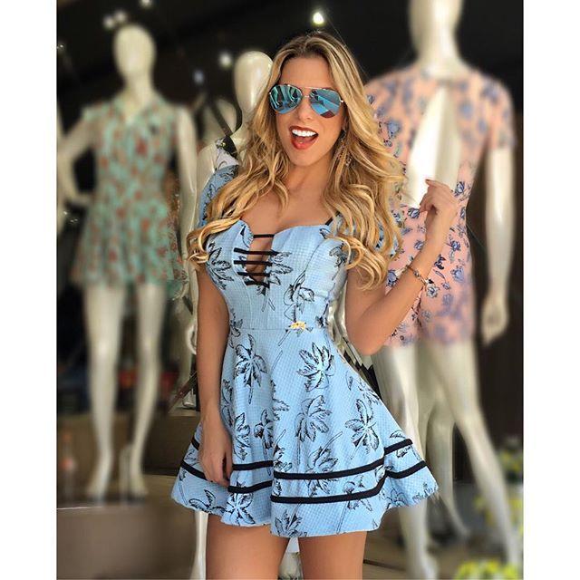 Quem aí também ama vestido bonequinha 🙌🏻 #Candy 🍭🍭