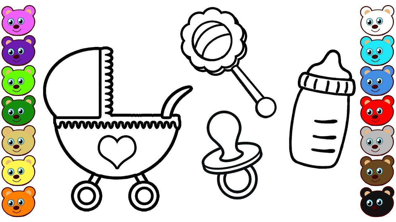 56 Coloring Book For Baby Hd