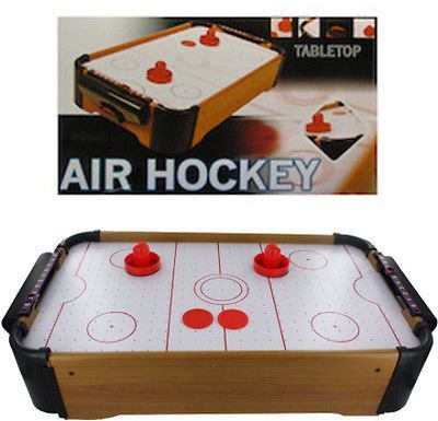 Mini Tabletop Air Hockey Game | Products | Pinterest | Air Hockey Games And  Products