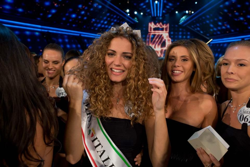 L'incoronazione di Miss Italia 2012 #giusybuscemi