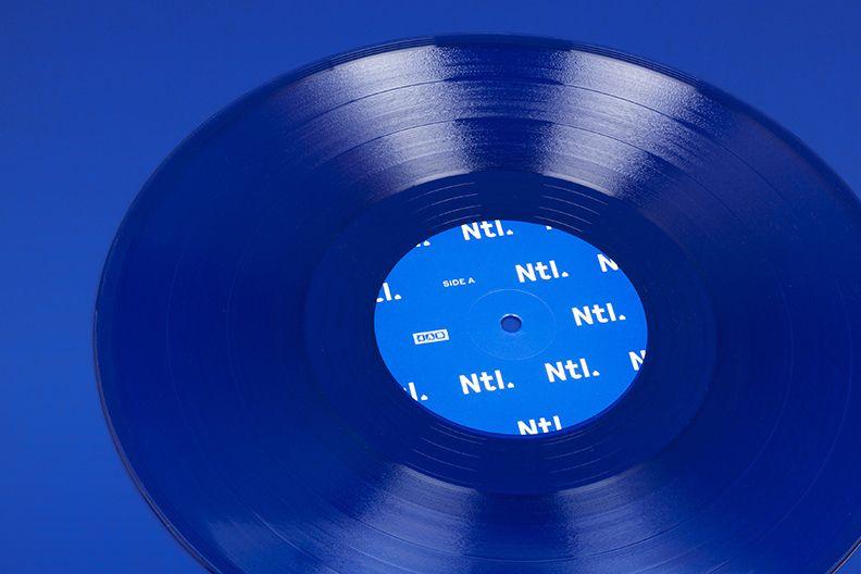 Blue Vinyl Record Blue Vinyl Duck Egg Blue Vinyl Records