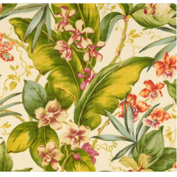 Paradise Point Fresco Tropical Outdoor Fabric from Fabric Traders.