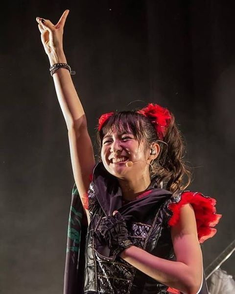 #babymetal #moakikuchi