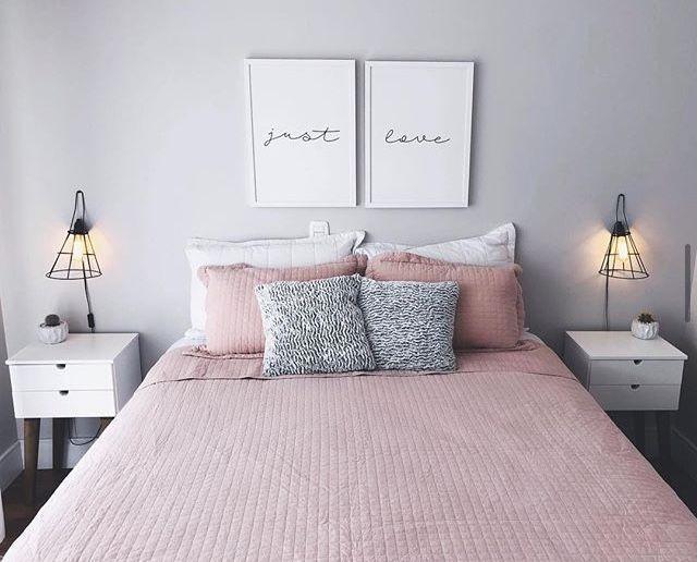 Erstellen Sie ein romantisches Valentinstag-Schlafzimmer mit Ihren 5 Sinnen – Wohnaccessoires… – Boda fotos