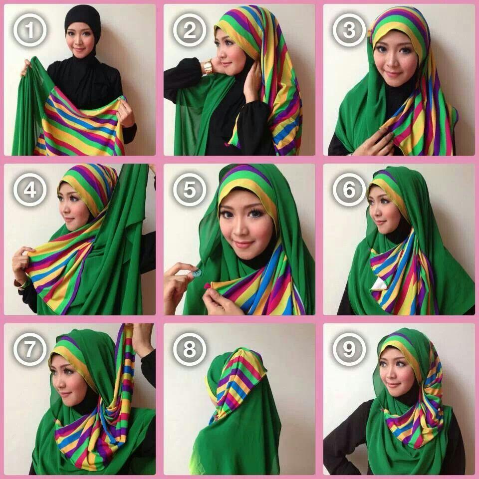 Pasmina Hijab Pinterest
