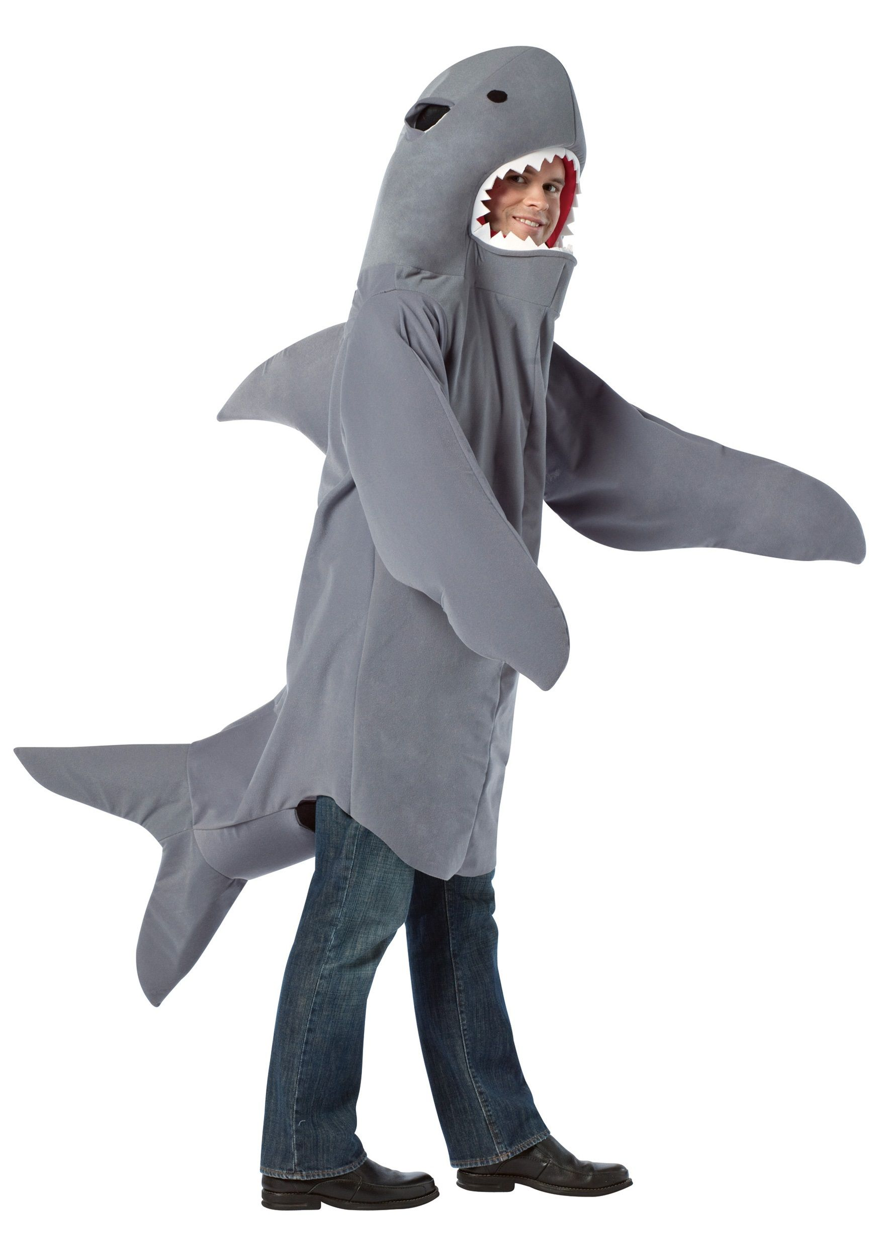 shark costume - Halloween Costume Shark
