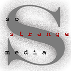 So Strange Media has a new website! Come celebrate your strangeness with us!