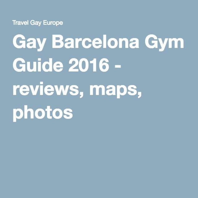 gay gym barcelona