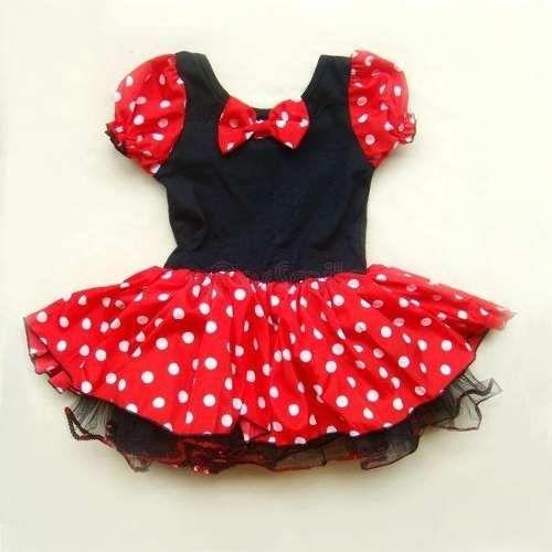 Vestidos De Minnie Para Niña Imagui Disfraz De Minnie