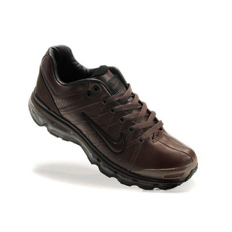 28af70fc54507 Nike Air Max Brown Leather