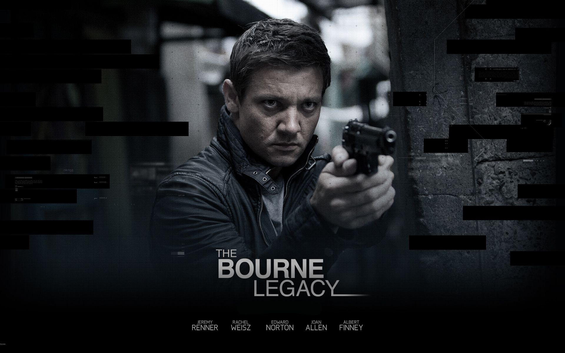 Bourne Legacy Entretenida Película De Acción Comienzo