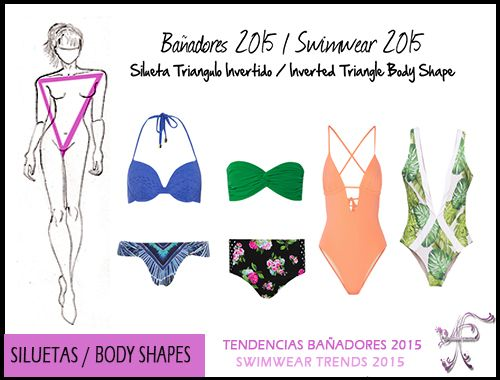 ba72298032 Image result for inverted triangle swimsuits. Find this Pin and more on Inverted  Triangle Body Type ...