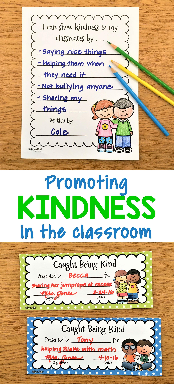 Kindness - \