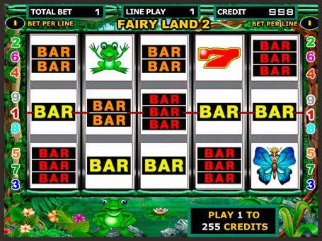 Fairyland ігрові автомати без реєстрації грати