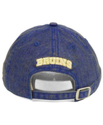 adidas Ucla Bruins Over Dye Slouch Cap - Blue Adjustable  592565f6a5a0
