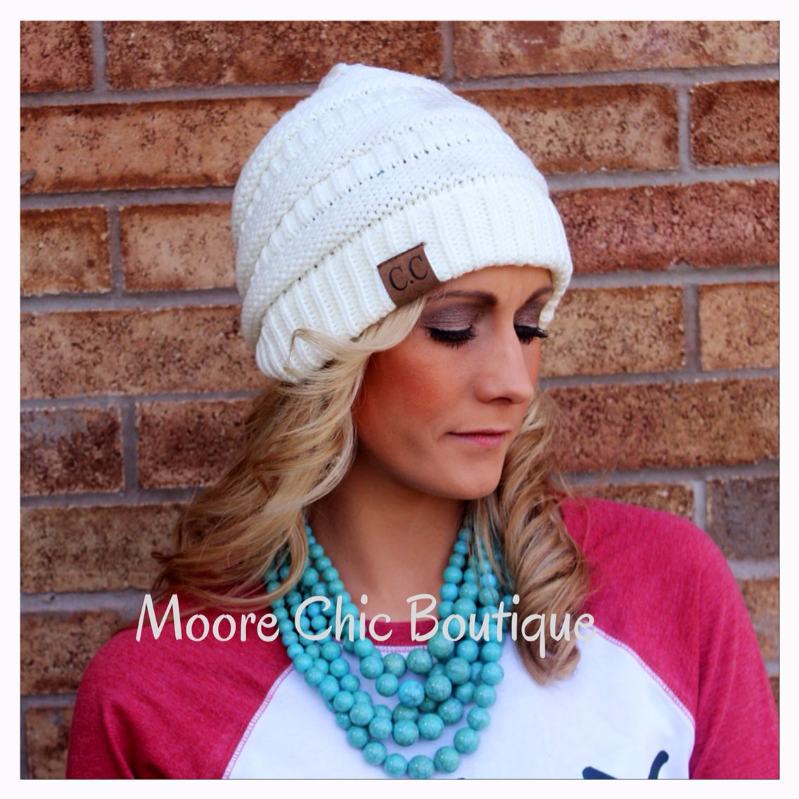 Find us on FaceBook @ Moore Chic Boutique