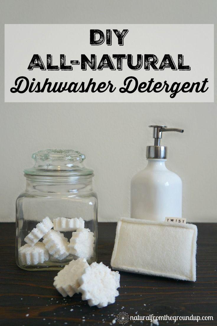 Diy All Natural Dishwasher Detergent Natural Dishwasher Detergent Dishwasher Detergent Diy Dishwasher Detergent