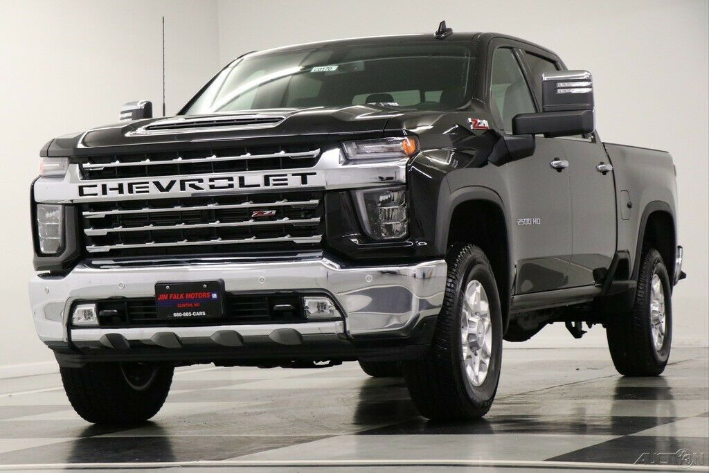 2020 Chevrolet Silverado 2500 Hd Msrp 67175 4x4 Ltz Leather Diesel Black Crew New 2500hd Duramax Hea In 2020 Chevy Duramax Chevrolet Silverado Chevrolet Silverado 2500