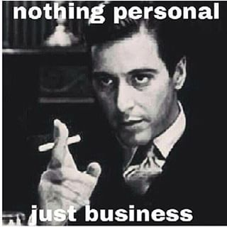 Godfather #quote   Godfather quotes, Gangster quotes ...