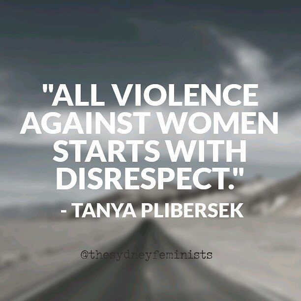 Quotes About Domestic Violence Against Women: I Just Watched The Part Of Q&A (Australian Political