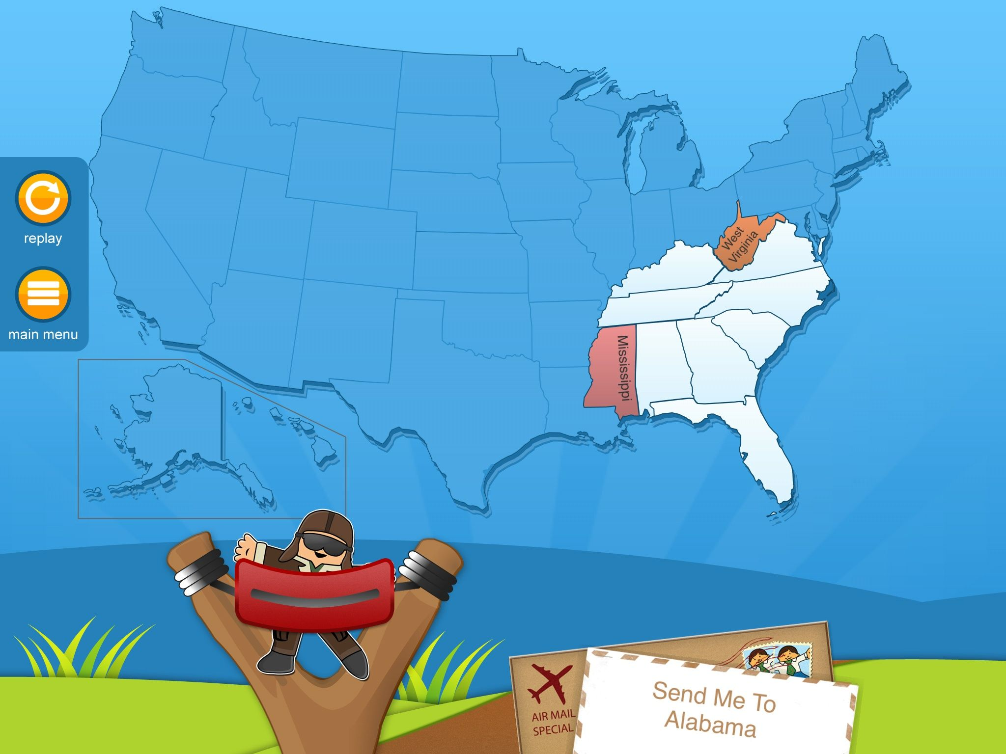 U.S. Geography with Flat Stanley HD | Apps for the kids ...