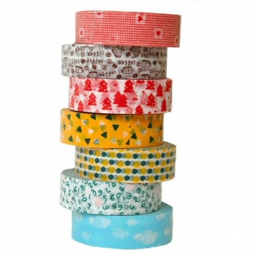 Diy Design Objects: Washi Tape Diy, Masking Tape