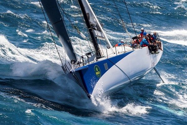Photo Gallery: Carlo Borlenghi start of the Rolex Sydney Hobart - Rolex Sydney Hobart Yacht Race 2014