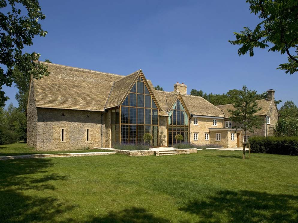 Cotswold Barn Conversion Restaurant Barn Converted