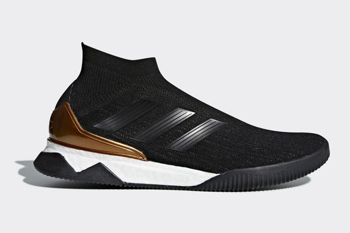 21f04ebb44288 adidas Predator Tango 18+ Boost brings back the days when wearing football  shoes on the street was quite fashionable. Nowadays it is even more.