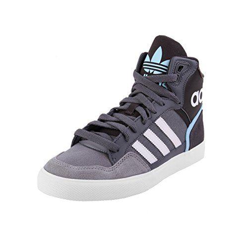best authentic bf230 00e3d adidas Damen Extaball W Turnschuhe, Blanco  Azul (Onix  Ftwbla  Azurob)