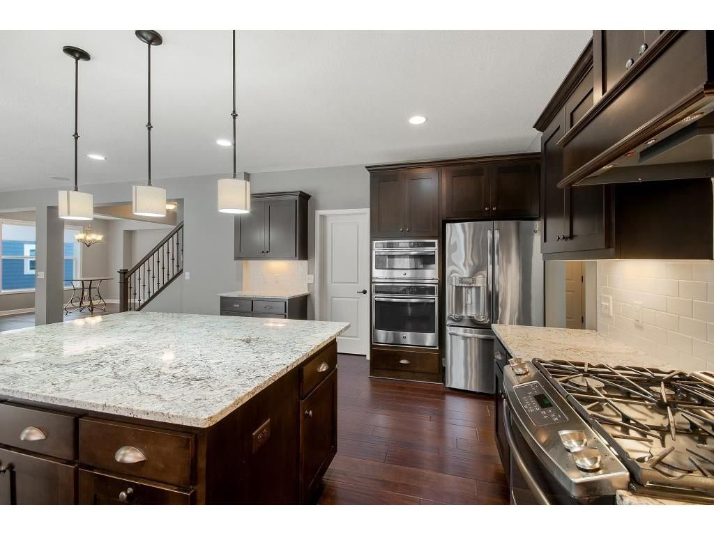 New Kitchen With Stainless Steel Appliances Kitchen Inspirations New Kitchen House