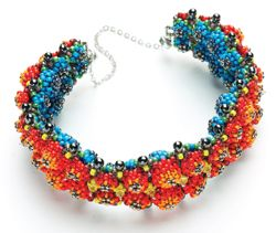 Bede Chorda Necklace from Sead Bead Fusion