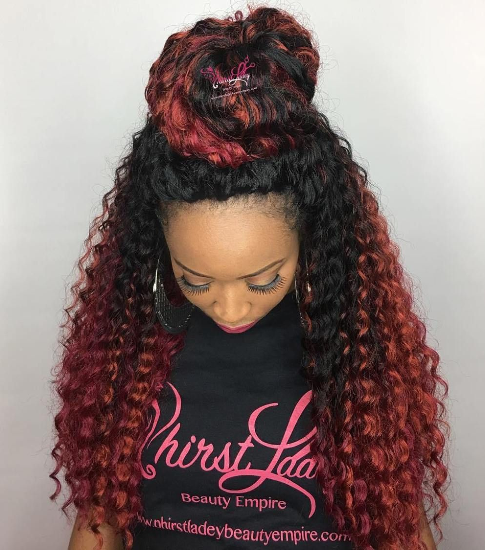 40 crochet braids hairstyles for your inspiration long