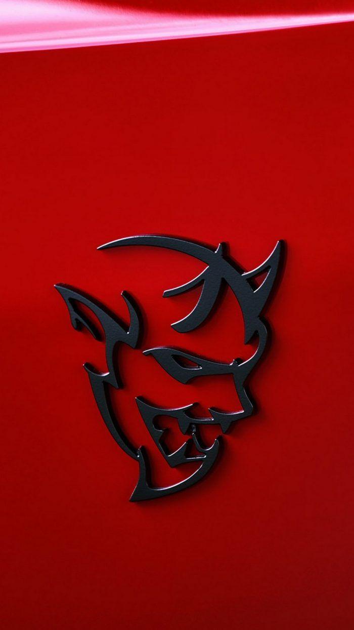 Dodge Demon Logo Iphone Wallpaper Car Wallpapers Supercars