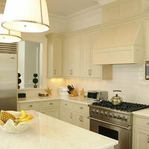 All Cream kitchen ~ JCS Construction - kitchens - cream kitchen, monochromatic  kitchen, cream