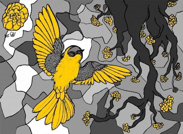 ilustración de Madame Mim