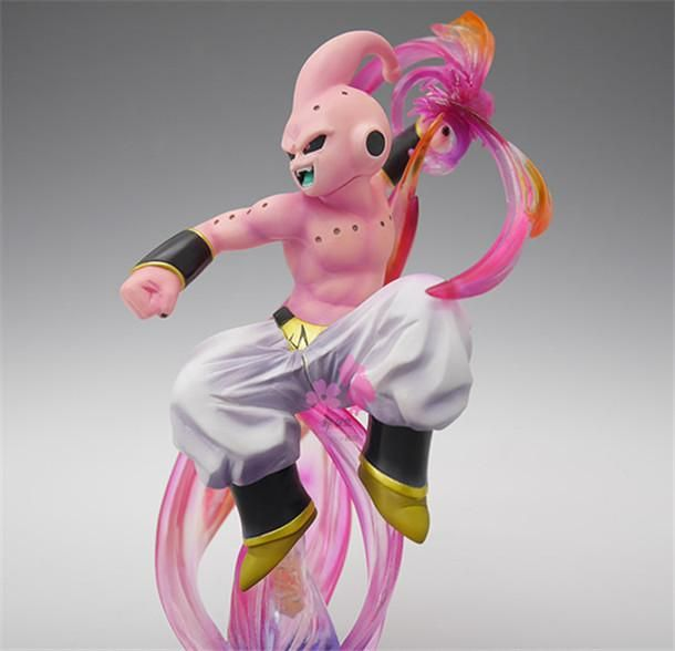 Japanese Anime DBZ Dragon Ball Z Super Saiyan Majin Buu Boo Figure Statue 15cm